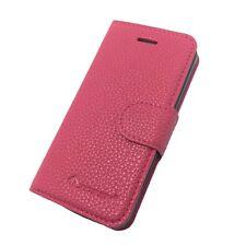 For Apple iPhone 5/5s/SE Leather Wallet Flip Case Cover Men & Women Card Holder