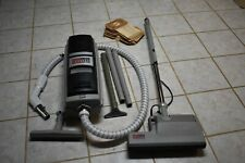 New listing Electrolux Ultra 2000 Canister Vacuum Cleaner Power Nozzle Extra Bags New Hose