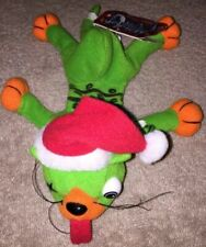 Meanies Splat in The Hat Collectible 1998 S Shocking Stuffers Beanie Bean