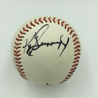 Ken Griffey Jr. Signed Autographed Baseball With PSA DNA COA