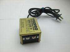 Tyco HO Scale Train Power Pack 608B Hobby Transformer AC/DC
