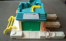 Vintage Fisher Price Little People Floating Marina Incomplete 1987