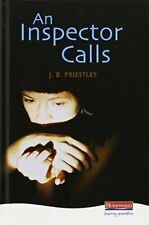 An Inspector Calls Heinemann Plays For 14-1 by J.B. Priestley New Hardback Book