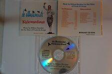 cd: DE ILLUSIONIST - KKKOMEDIANT - WILLEM BREUKER - FILMS OF FREEK DE JONGE