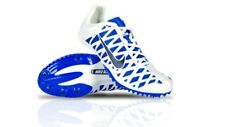 Nike Zoom Maxcat 4 Sprinter Track Spikes Running 549150-100 Mens 12 $120 Blue