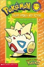 Pokemon Togepi Springs Into Action (A Pokemon Read