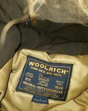 Woolrich parka uomo