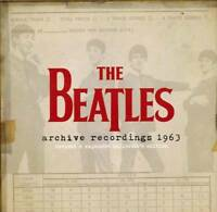 THE BEATLES / ARCHIVE RECORDINGS 1963  2CD(PRESS DISC) F/S