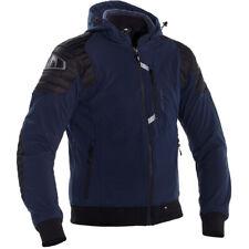 Richa Atomic Motorcycle Motorbike Textile Sports Hoodie Jacket - Blue