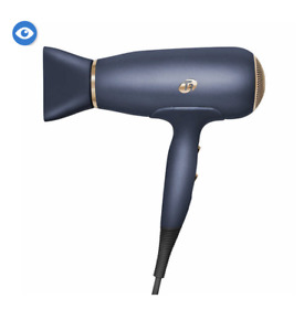 T3 Micro Featherweight 3i Professional Ionic Hair Dryer in BLUE Rare Find Color