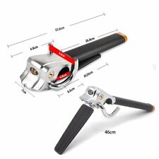 Car Steering Wheel Anti-theft Three-Direction Airbag Lock With Safety Hammer UK