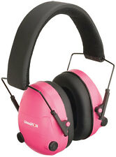 Champion Pink Electronic Ear Defenders 40975