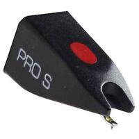 Ortofon Pro S Aguja Esférico de Repuesto Para Ortofon Concorde Y Om