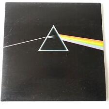 Pink Floyd - Dark Side of the Moon - Vinyl LP UK 1977 Press EX/NM Complete