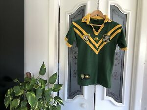 Australian Rugby League Kangaroo Classic Jersey Shirt
