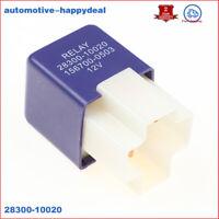 4-Pin Purple Starter Relay 28300-10020 FOR Toyota Camry Corolla Highlander