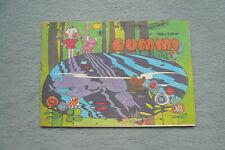zur Auswahl Zeitschrift Bummi Hefte des Jahrgangs 1974 mit Bastelbögen