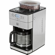 NEW Kenmore Elite 12-Cup Stainless Steel Coffee Grinder Maker and Brewer 239401