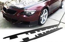 BMW M6/E63/E64 CARBON FIBRE SIDE BLADES