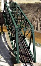 Central Valley Models 1905, HO, 150' Midwest Punch Plate Pratt Truss Bridge Kit