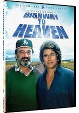 Highway to Heaven: The Complete Fifth Season (DVD, 2014, 3-Disc Set)