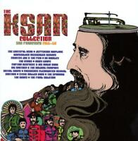 THE KSAN COLLECTION- SAN FRANCISCO 66-68 6CDs (NEW) Grateful Dead Byrds Doors