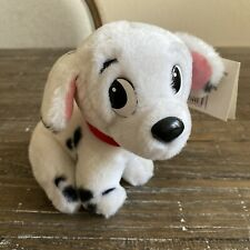"""101 Dalmatians 6"""" Pup Disney Store Plush NEW With Tags!!"""