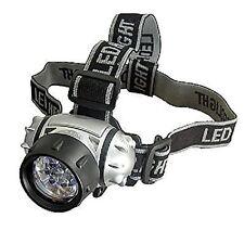 Headlamp Torch 7 LED  Waterproof Bright Head Lamp Hands Free Light Camping Fish