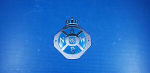 Emblème insigne CLUB AUTO ANWB Royal Dutch Touring Club Classic Car NEUF