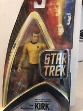 Battle Ravaged Star Trek Captain Kirk by Art Asylum Wave 3 Action Figure NEW