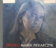 MAREK PIEKARCZYK - ZRODLO 2009 NEW & SEALED TSA ZLE PSY TOP RARE POLISH CD