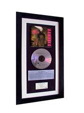 RAMONES Brain Drain CLASSIC CD Album GALLERY QUALITY FRAMED+EXPRESS GLOBAL SHIP