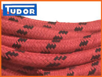 AccuSpark HT Lead Classic Braided Red per Meter