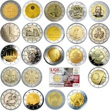 2 euro commemorative 2014 (complete lot 23 pieces)