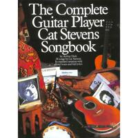 The Complete Guitar Player Cat Stevens Songbook. Für Melodielinie, Text & Akkord
