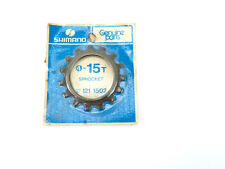 Shimano 600 freewheel Cog 5 speed 15 Vintage road Bike mtb NIP New NOS