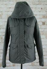 VANS Grey Padded Winter Jacket size L