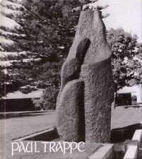 Paul Trappe Sculpture 1969-1989 BOOK Australian Art
