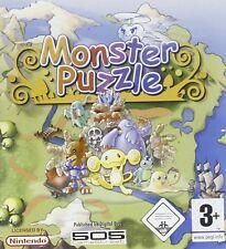 Monster Puzzle - Nintendo DS