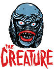 CREATURE • Iron-On Transfer • Retro MANI-YACK Design!!!