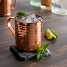 MOSCOW MULE COOPER MUG SET OF (4) 14 OZ  LIBBEY CMM-200 FREE SHIPPING USA ONLY