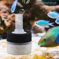 Fish Tank Aquarium Pump Air Driven Biochemical Biofilter Sponge