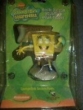 Spongebob Bikini Bottom Aqua aquarium  4 piece figure set