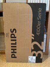 Philips 32PHS4132 80 Zentimeter (32 Zoll) LCD-TV mit LED-Technik schwarz NEU TOP