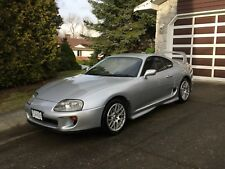 1993 Toyota Supra RZ Twin Turbo 6-Speed Manual