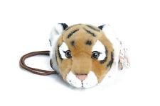 Tiger Head Purse with Shoulder Strap