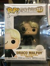 Funko POP! Harry Potter DRACO MALFOY w/ Whip Spider Figure #117 w/Protector