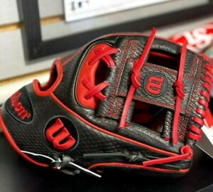 "Wilson Glove of the Month August 2020 A2K 1786 Infield 11.5"" RHT Paul Dejong"