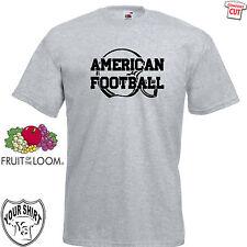 AMERICAN FOOTBALL T-Shirt S bis 5XL NFL Brady