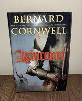 Agincourt by Bernard Cornwell, NEW 1st/1st (2009, Hardcover) FREE SHIP